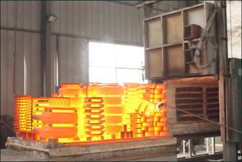 欧氏热处理工艺淬火和回火解决