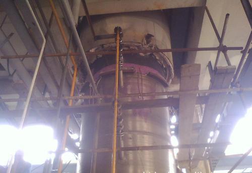 普碳和碳素钢真空热处理油淬硬底化